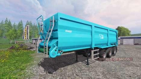 Krampe Bandit SB 30 60 для Farming Simulator 2015