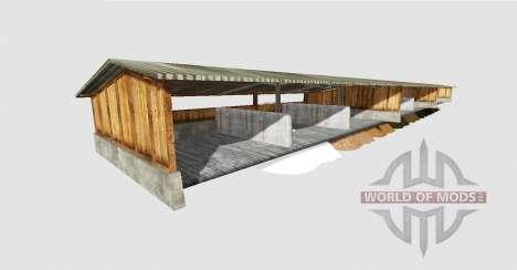 Food Storage для Farming Simulator 2015