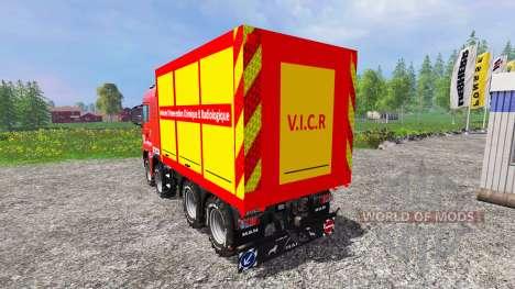 MAN TGS VICR для Farming Simulator 2015