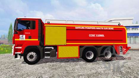 MAN TGS CCGC для Farming Simulator 2015