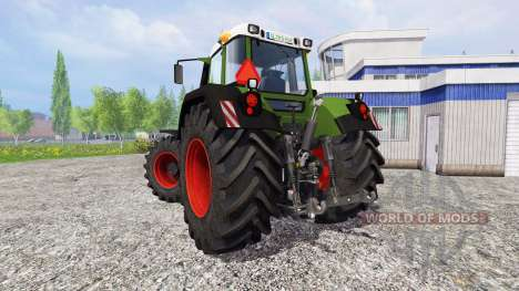 Fendt 820 Vario TMS [final] для Farming Simulator 2015