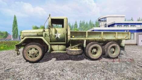 AM General M35A2 для Farming Simulator 2015