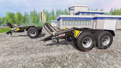 Kroger SIGA для Farming Simulator 2015