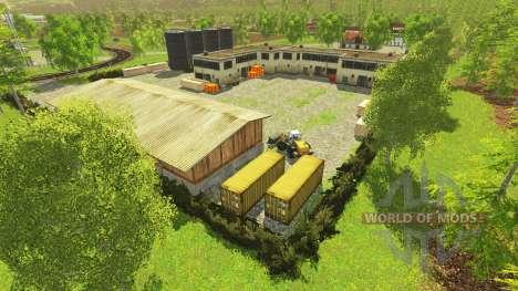Country для Farming Simulator 2015