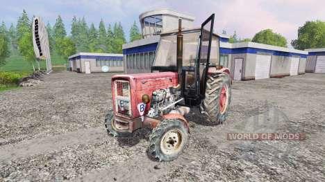 Ursus C-360 [cabin czeska] для Farming Simulator 2015