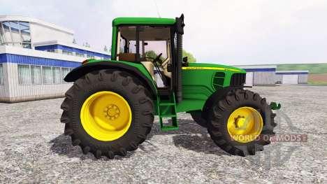 John Deere 6320 Premium для Farming Simulator 2015