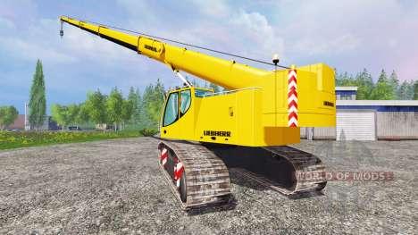 Liebherr LTR 1060 для Farming Simulator 2015