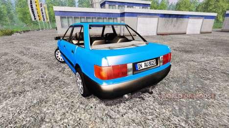 Audi 80 B3 для Farming Simulator 2015