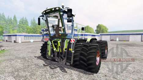 CLAAS Xerion 3800 SaddleTrac для Farming Simulator 2015