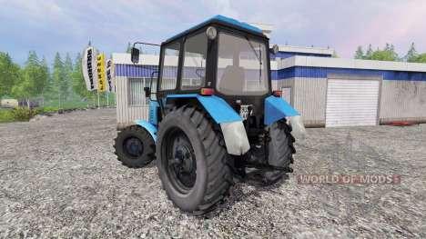 МТЗ-82.1 Беларус турбо для Farming Simulator 2015