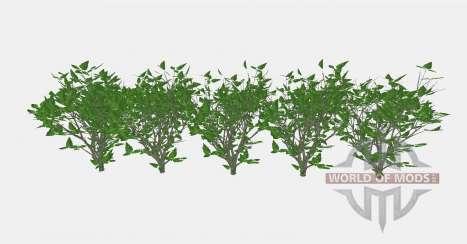 New Hedges для Farming Simulator 2015