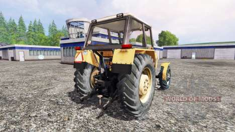 Ursus 1214 для Farming Simulator 2015