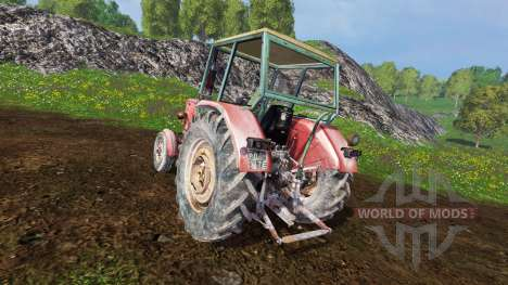Ursus C-355 для Farming Simulator 2015