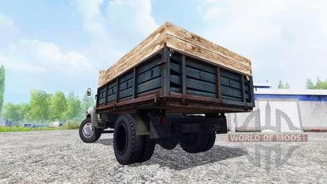 ГАЗ-53 v1.0 для Farming Simulator 2015