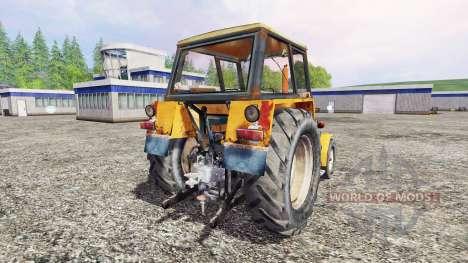 Ursus C-385 v1.0 для Farming Simulator 2015