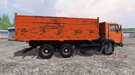 КамАЗ-55102 [сборка] для Farming Simulator 2015