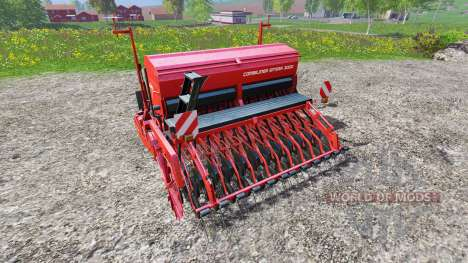Kuhn Sitera 3000 для Farming Simulator 2015