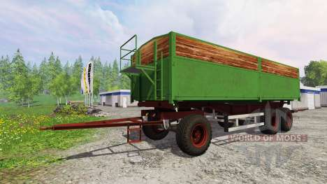 Kempf 24T для Farming Simulator 2015