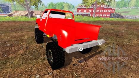 Chevrolet K5 Blazer v1.0 для Farming Simulator 2015