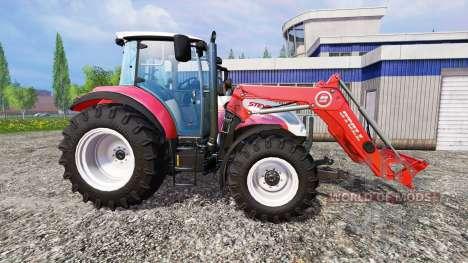 Stoll FZ-30 для Farming Simulator 2015