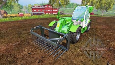 Sennebogen 305 для Farming Simulator 2015