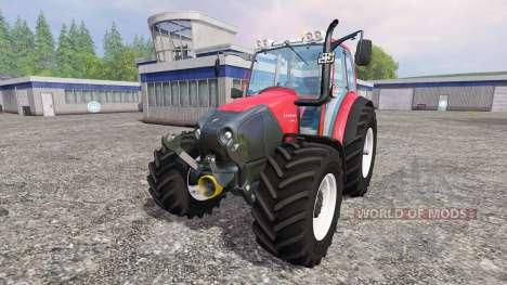 Lindner Geotrac 84 для Farming Simulator 2015