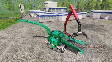 Jenz HEM 583 Z v3.0 для Farming Simulator 2015
