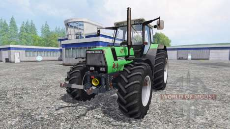 Deutz-Fahr AgroStar 6.61 для Farming Simulator 2015