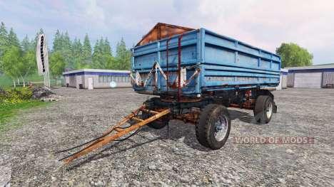 Panav BSS PS2 17.13 для Farming Simulator 2015