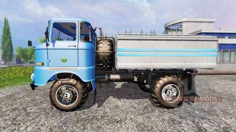 IFA W50L для Farming Simulator 2015