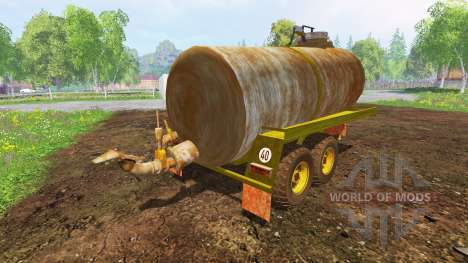 Fortschritt HTS 100.27 для Farming Simulator 2015