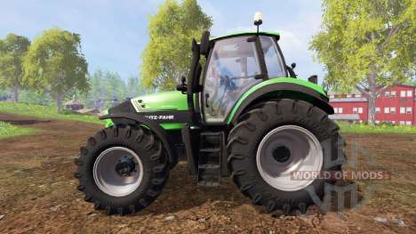 Deutz-Fahr Agrotron 6190 TTV v1.1 для Farming Simulator 2015