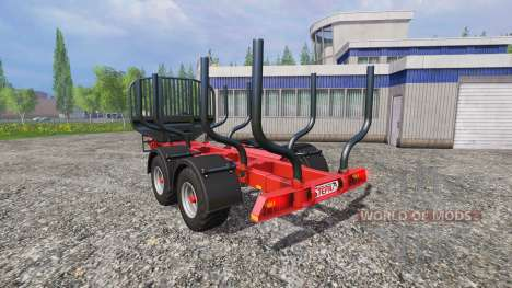 Stepa FH 13 AK для Farming Simulator 2015