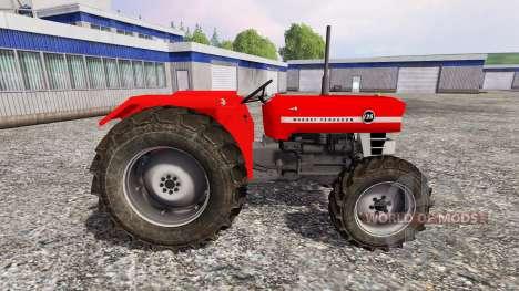 Massey Ferguson 135 [pack] для Farming Simulator 2015