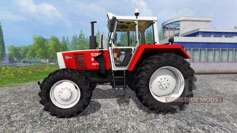 Steyr 8150 Turbo для Farming Simulator 2015