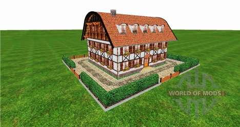 Farmhouse для Farming Simulator 2015
