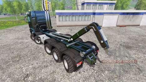 MAN TGS [container truck] для Farming Simulator 2015