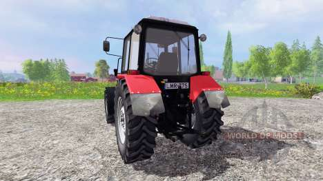 МТЗ-1025.2 Беларус для Farming Simulator 2015