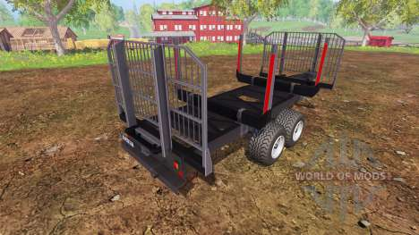 Brantner E8041 для Farming Simulator 2015