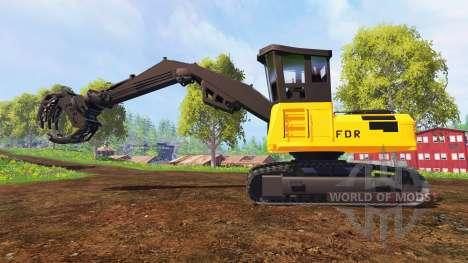 FDR v2.0 для Farming Simulator 2015