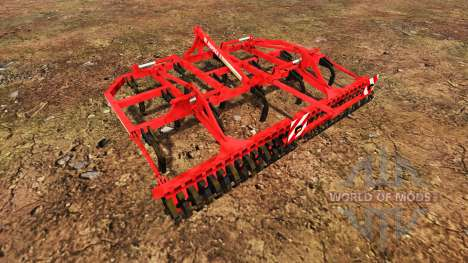 Horsch Terrano 4 FX для Farming Simulator 2015