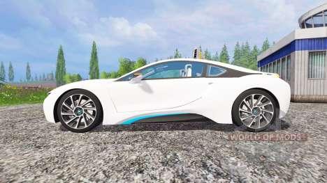BMW i8 v1.5 для Farming Simulator 2015