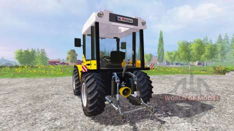 Pasquali Orion 8.95 v1.0 для Farming Simulator 2015