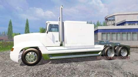 Freightliner FLD 120 для Farming Simulator 2015