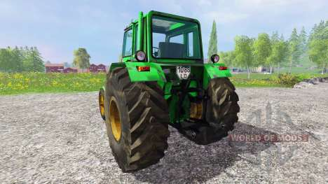 МТЗ-80 Беларус v1.0 для Farming Simulator 2015