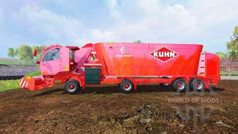 Kuhn SPV 14 XXL [red] для Farming Simulator 2015