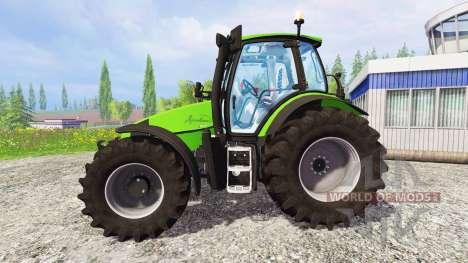 Deutz-Fahr Agrotron 120 Mk3 [washable] для Farming Simulator 2015