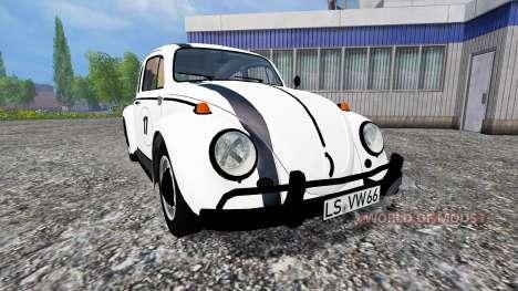 Volkswagen Beetle Turbo Rally v0.5 для Farming Simulator 2015