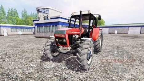 Zetor 10145 Turbo для Farming Simulator 2015
