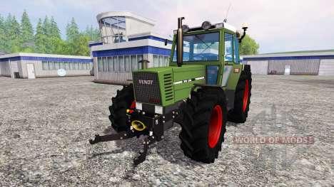 Fendt Farmer 310 LSA v3.0 для Farming Simulator 2015